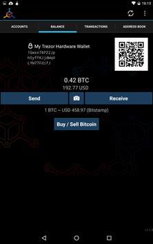 Mycelium Bitcoin Wallet screenshot 9