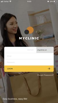 Myclinic Manager poster
