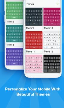Myanmar-toetsenbord: Myanmar Language Keyboard screenshot 1