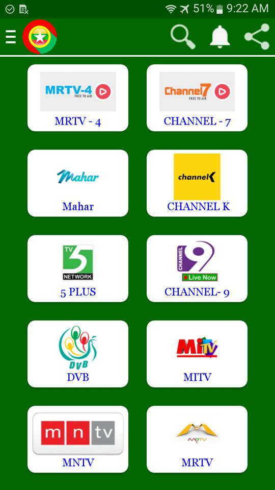 Myanmar TV for Android - APK Download