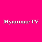 Myanmar TV icon