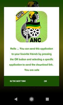 African National Congress Songs - MP3 screenshot 4