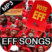 Economic Freedom Fighters Songs - MP3 icon