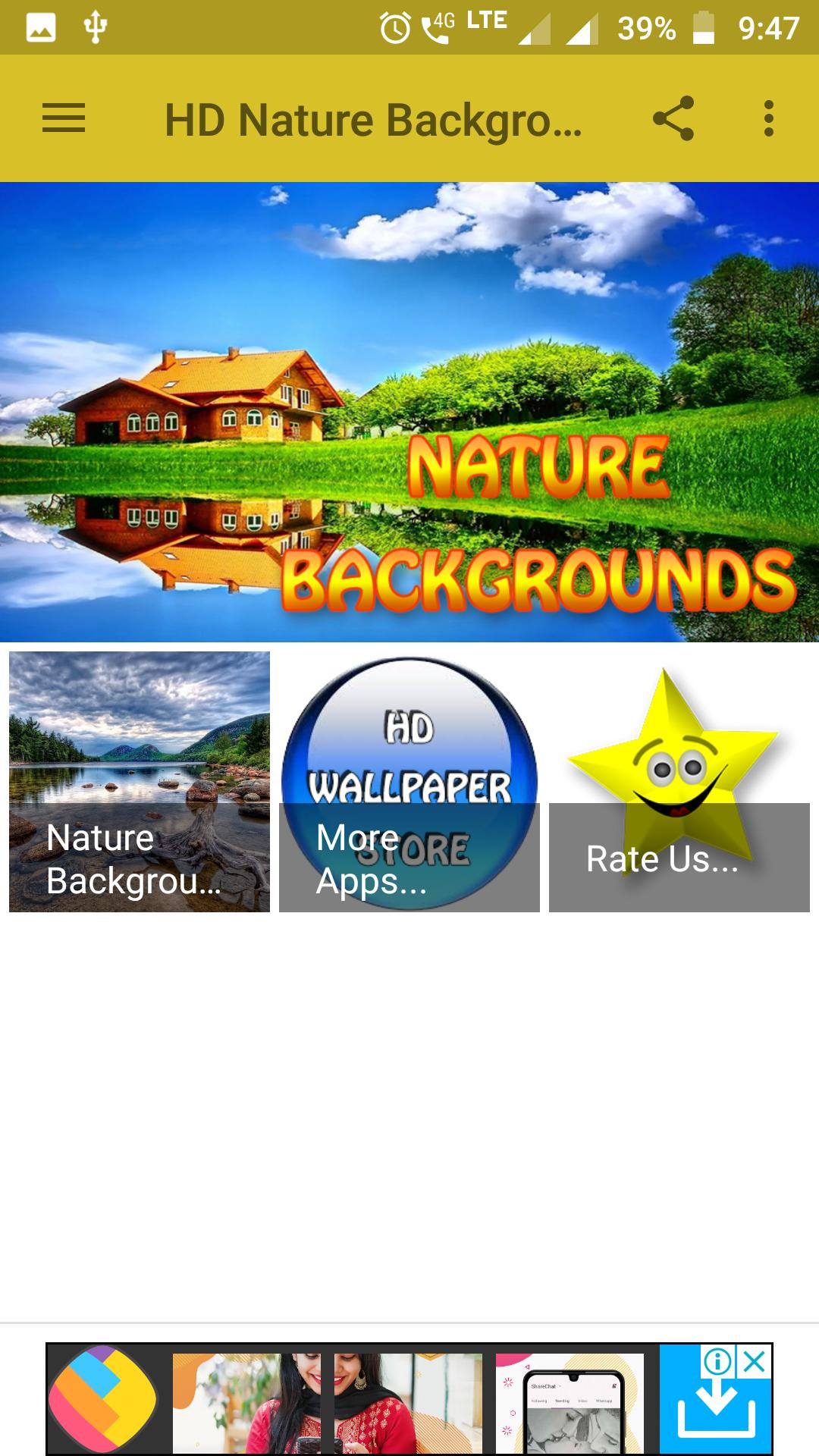 Hd Nature Backgrounds For Android Apk Download