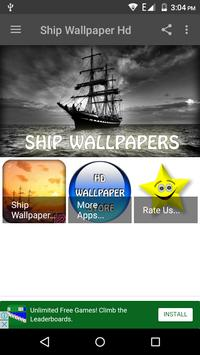 Ship Wallpaper Hd poster