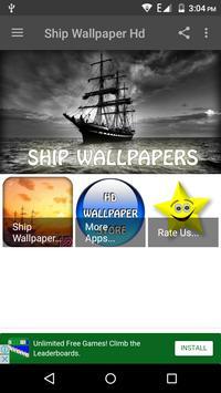 Ship Wallpaper Hd screenshot 8