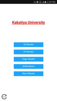 University info Ap/Ts screenshot 3
