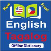 Tagalog ⇄  English Dictionary Offline icon