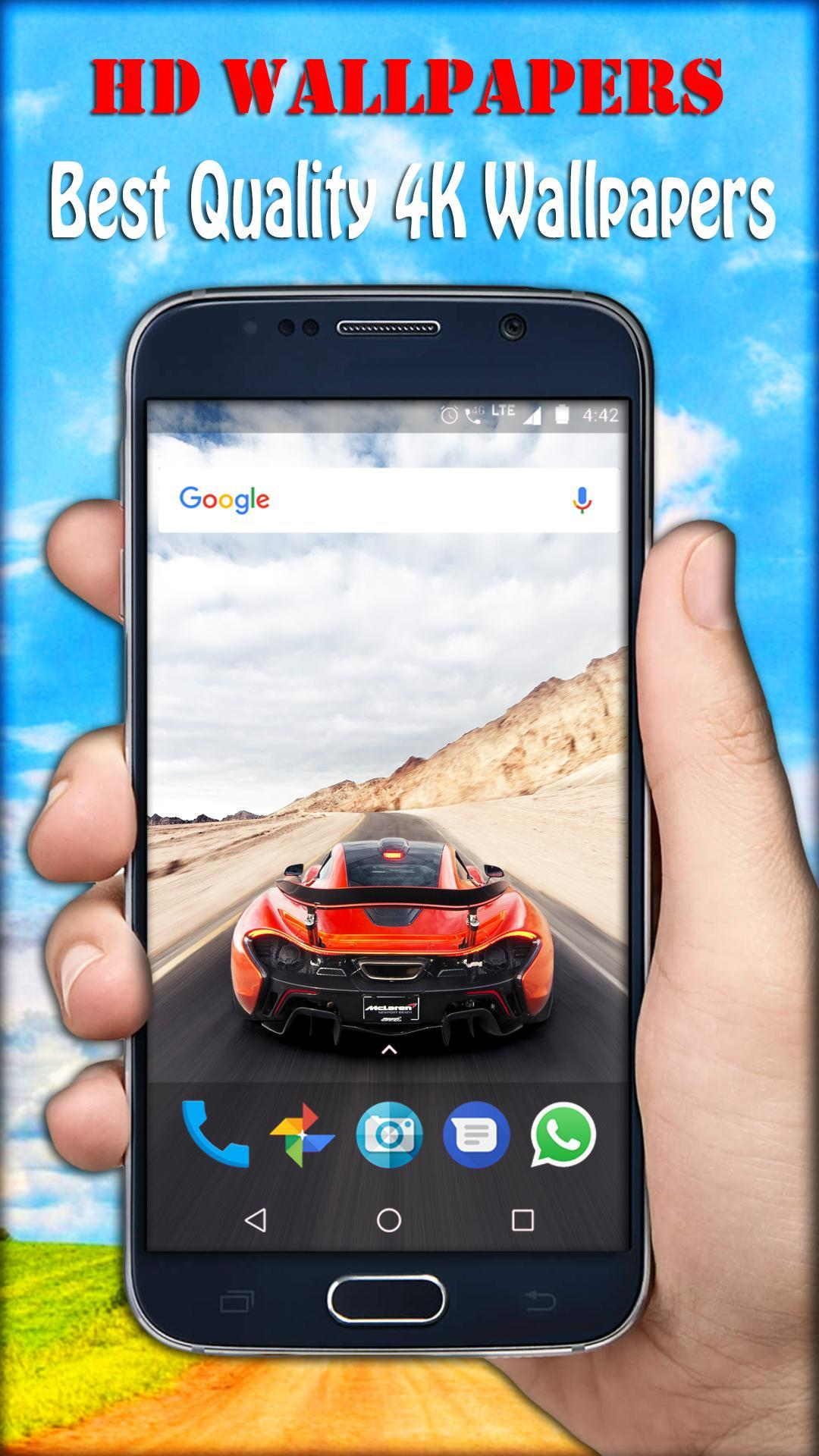 Sports Car Wallpaper 4k Ultra Hd For Android Apk Download
