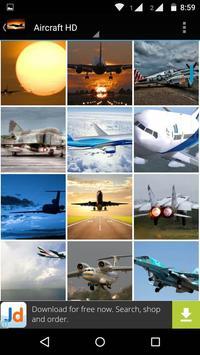 Aircraft Wallpaper HD screenshot 12