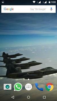 Aircraft Wallpaper HD screenshot 1
