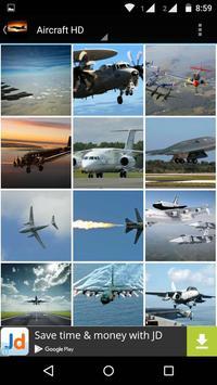 Aircraft Wallpaper HD screenshot 2