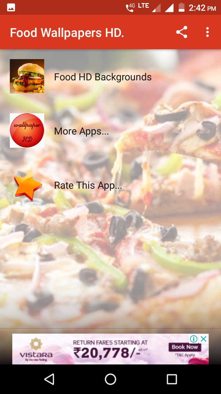 Food Wallpapers Hd For Android Apk Download