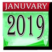 Malayalam Calendar 2019 ikona
