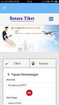 Batara Tiket - Reservasi Tiket Pesawat Murah poster