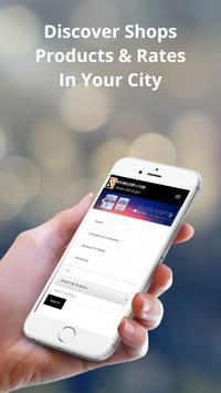 MYB: Online Pados Ki Dukan, Easy Local Shopping poster