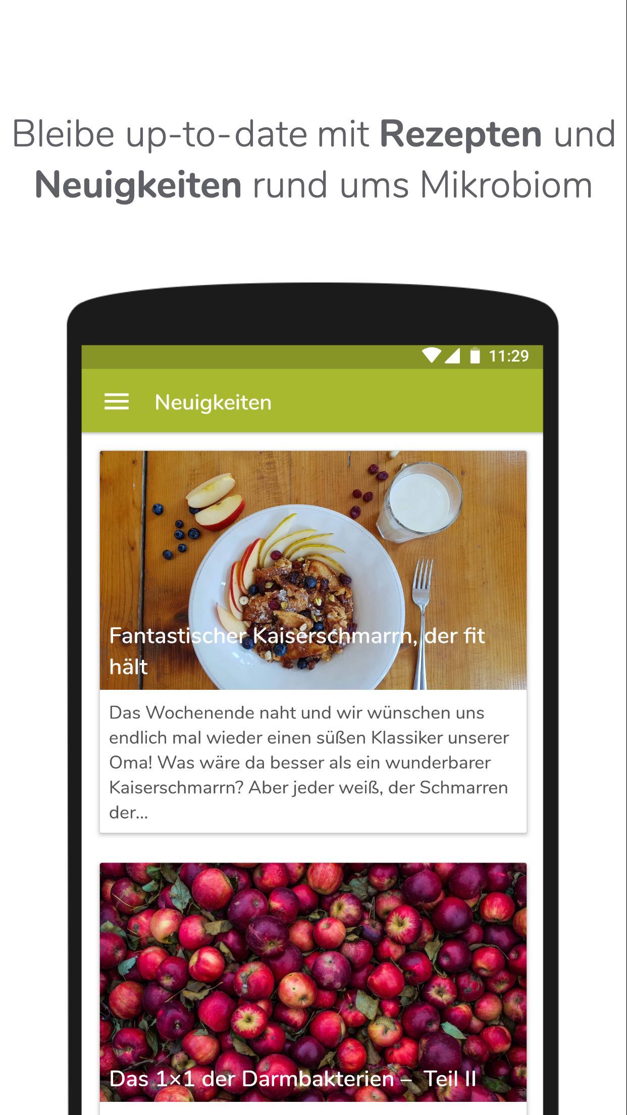 Mybioma Deine Darmgesundheit For Android Apk Download