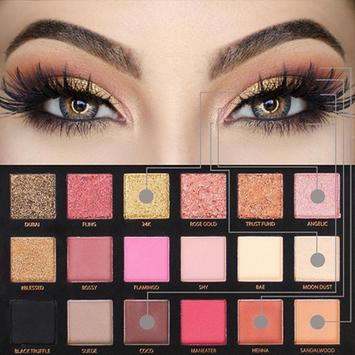 Step by step makeup 2020 🌈 💅🏻💍💄 💯 poster