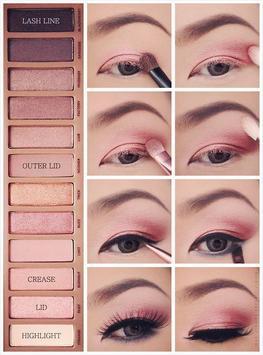 Step by step makeup 2020 🌈 💅🏻💍💄 💯 screenshot 4