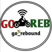 GOREB - Aplikasi Ojek, Mobil, Kurir & Toko Online icon