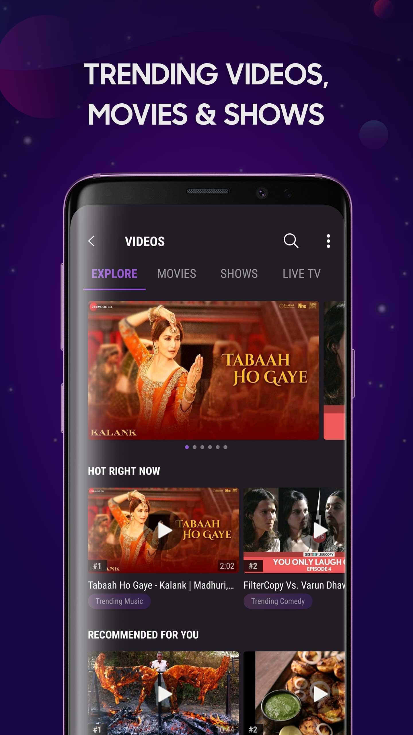 My Galaxy cho Android - Tải về APK