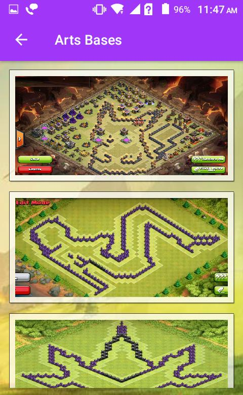 Best Bases & Maps For COC ( TH 12 ) for Android - APK Download