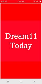 dream11todays poster
