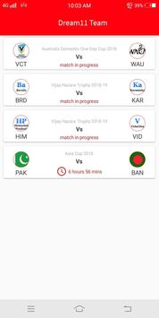 dream11todays screenshot 1