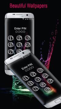 Lock screen - PIN and Pattern screen Lock poster