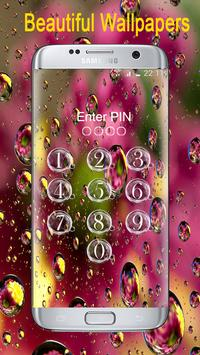Lock screen - PIN and Pattern screen Lock screenshot 6