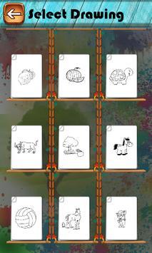 Coloring book and enjoying screenshot 1