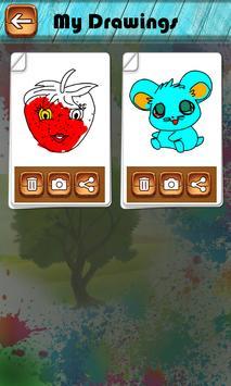 Coloring book and enjoying screenshot 22