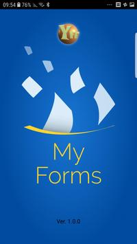 My Forms poster