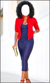 Beautiful Black Women Fashion Dress screenshot 3