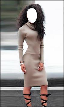 Beautiful Black Women Fashion Dress screenshot 1