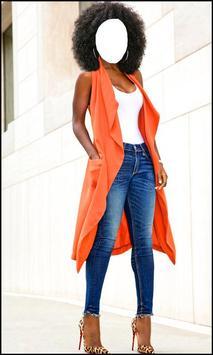 Beautiful Black Women Fashion Dress screenshot 4