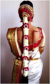 Indian Bridal Hair styles Photo Montage poster