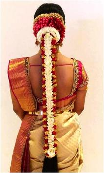 Indian Bridal Hair styles Photo Montage screenshot 1