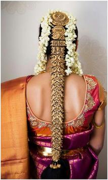 Indian Bridal Hair styles Photo Montage screenshot 7