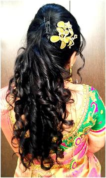 Indian Bridal Hair styles Photo Montage screenshot 4