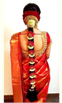 Indian Bridal Hair styles Photo Montage screenshot 5