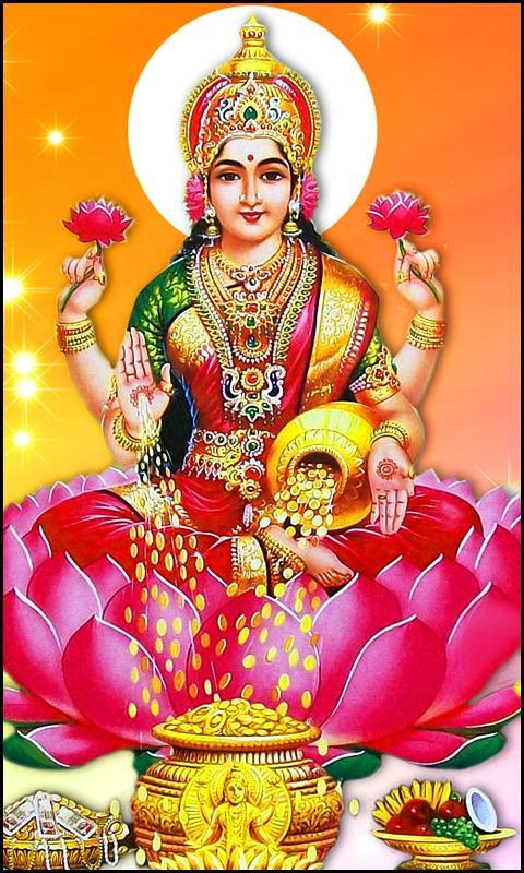 Goddess Lakshmi Devi Wallpapers For Android Apk Download