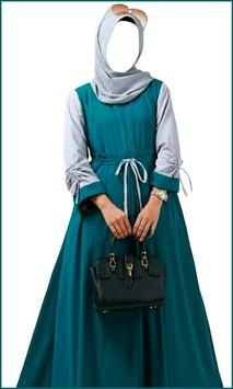 Fashion Muslim New Dress Photo Suit poster