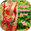 Beautiful Traditional Sarees Photo Editor New APK Android