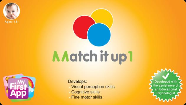 Match It Up 1 poster