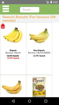 MyFreshGrocer - EcoFriendly Grocery Delivery screenshot 1
