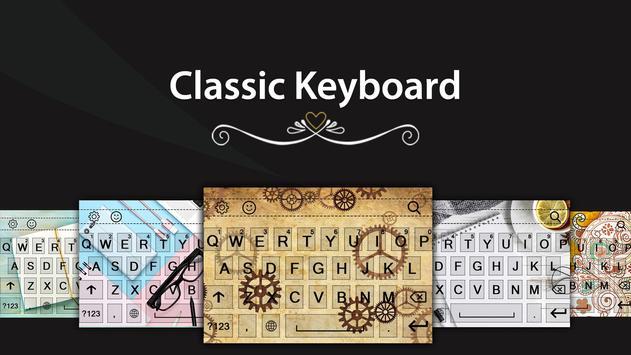 Classic Keyboard screenshot 1