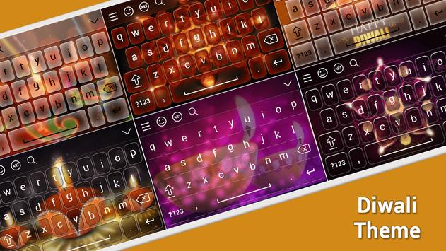 Diwali Keyboard Theme poster