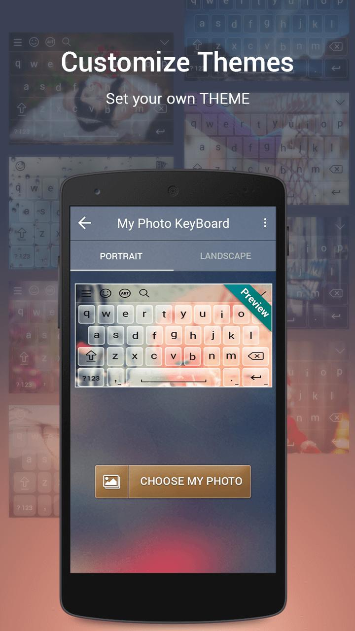 My Photo Keyboard for Android - APK Download