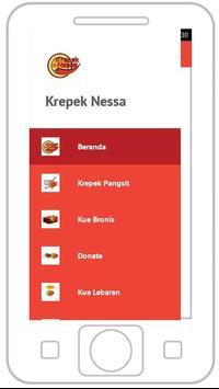 Krepek Nessa poster